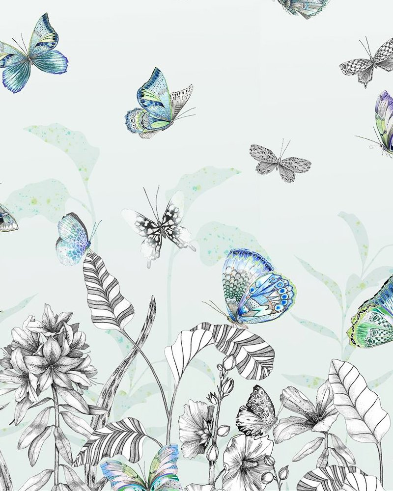 Papillons by Designers Guild live preview