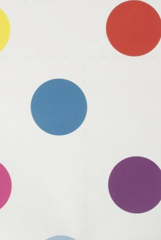 Dotty Multi Bright by Graham & Brown