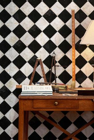Marble Chess By Coordonne