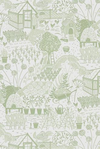 The Allotment by Sanderson
