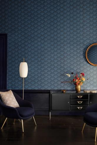Feather Fan by Cole & Son