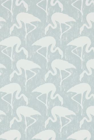Flamingos by Sanderson