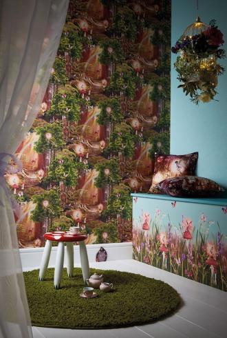 Magic Garden Multicoloured by Arthouse
