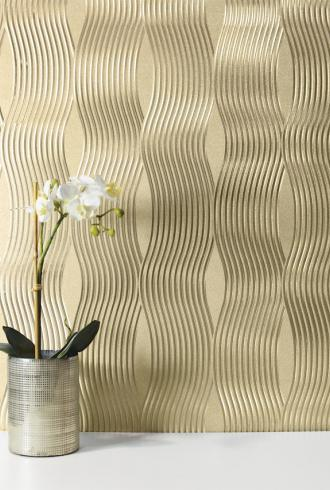 Foil Wave by Arthouse