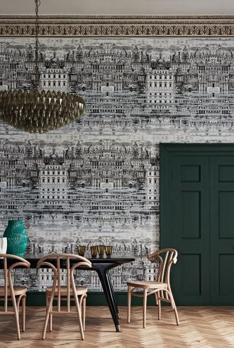 Riflesso (sold by repeat) by Cole & Son
