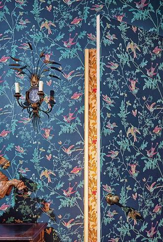 Hummingbirds By Cole and Son