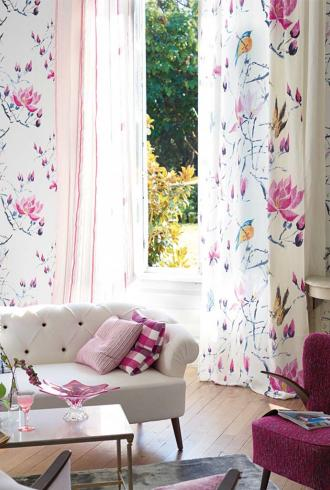 Madame Butterfly By Designers Guild