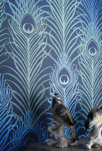 Peacock By Matthew Williamson