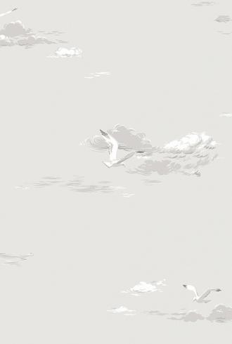 Seagulls by Borastapeter