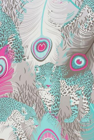 Leopardo By Matthew Williamson
