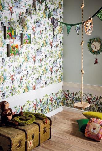 Jungle Mania by Arthouse