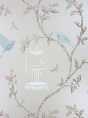 Birdcage Walk by Nina Campbell