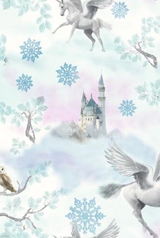 Fairytale Ice Blue by Arthouse