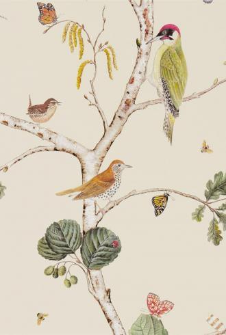 Woodland Chorus by Sanderson