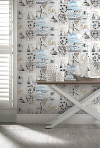 Maritime Collage by Arthouse