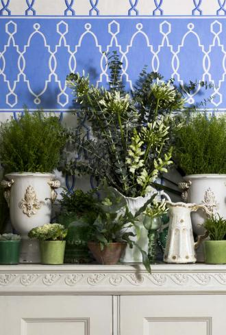 Parterre Border By Cole and Son