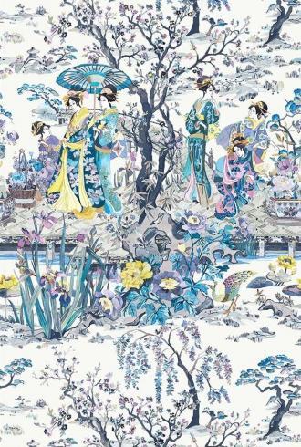 Japanese Garden by Osborne & Little