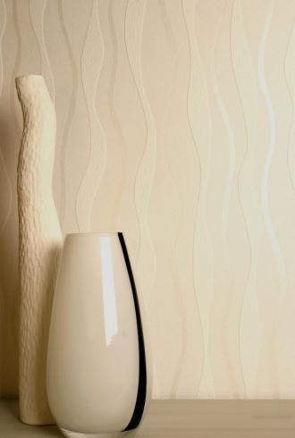 Cream Wave by Arthouse