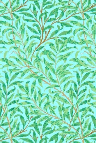 Willow Bough by Morris & Co