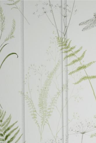 Nature Panel Green by Arthouse