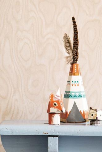 Essentials Wood By BN Wallcoverings