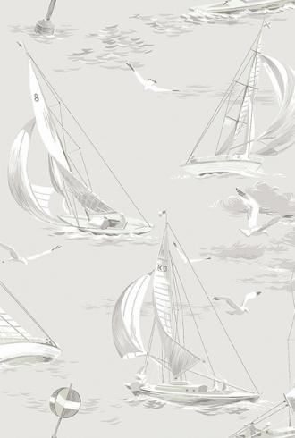 Sailboats by Borastapeter