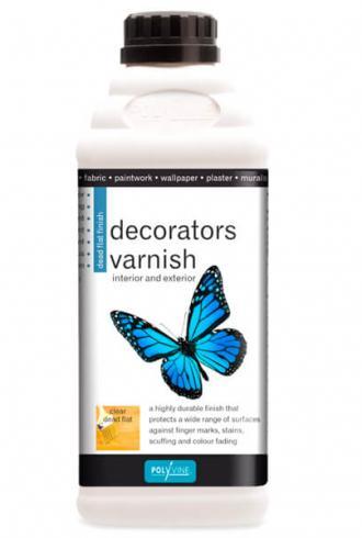 Polyvine Decorators Varnish