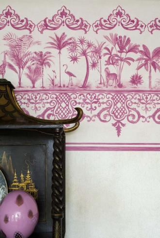 Rousseau Border By Cole and Son