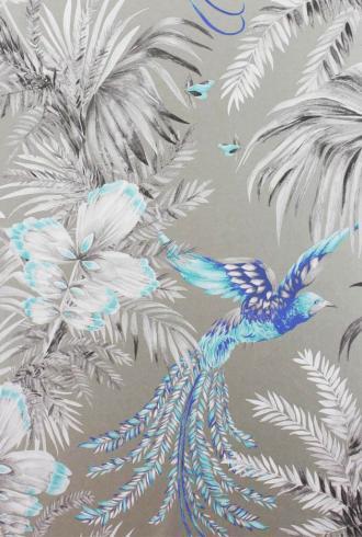 Bird Of Paradise W6655-06 By Matthew Williamson