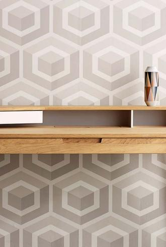 Hexagon By Cole and Son