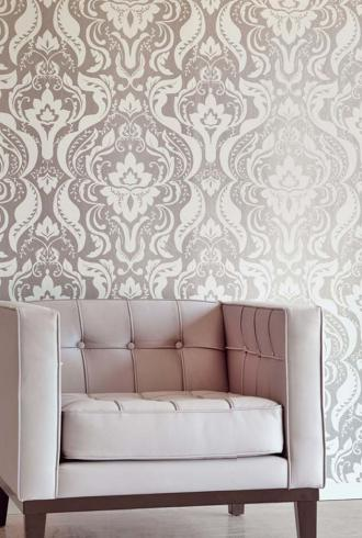 Chic Damask By Eijffinger