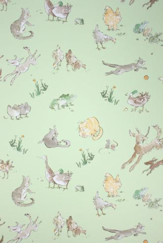 Quentin's Menagerie by Osborne & Little