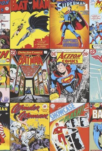 DC Comics Collection by Graham & Brown
