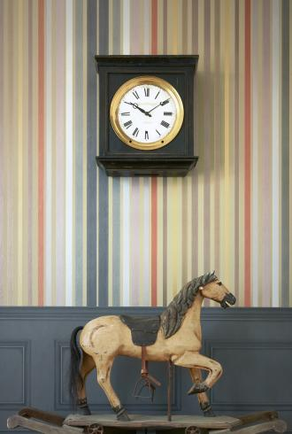Carousel Stripe by Cole & Son