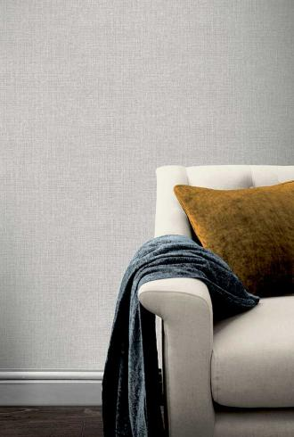 Country Plain Grey by Arthouse