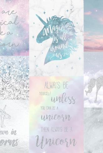 Believe In Unicorns by Arthouse