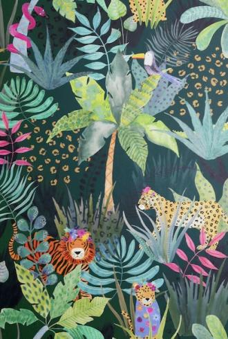 Hidden Jungle by Arthouse