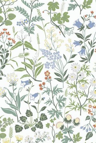 Flora by Borastapeter