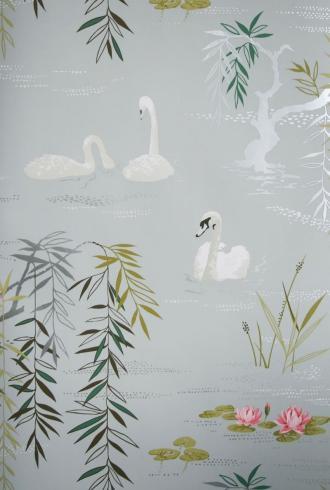 Swan Lake by Nina Campbell