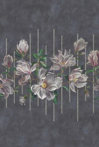Magnolia Frieze by Osborne & Little