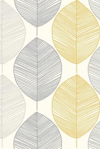 Scandi Leaf by Arthouse