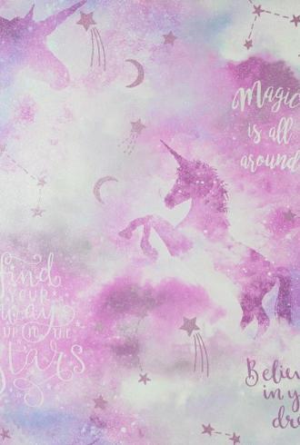 Galaxy Unicorn by Arthouse
