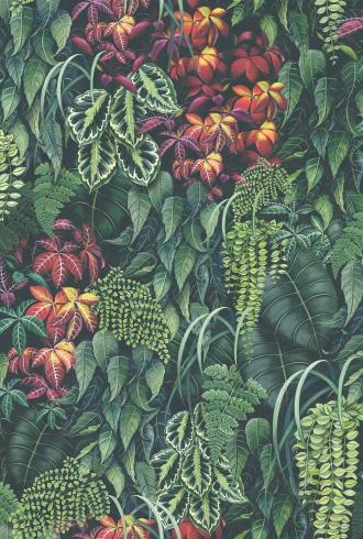 Green Wall by Osborne & Little