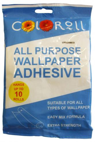 Coloroll All Purpose Wallpaper Adhesive Paste - M1198
