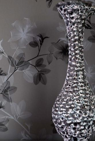 Glassy Floral By BN Wallcoverings