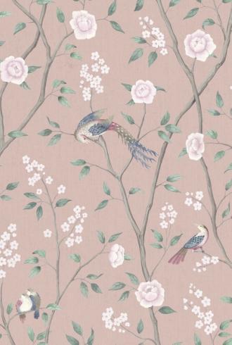 Paradise Birds by Borastapeter