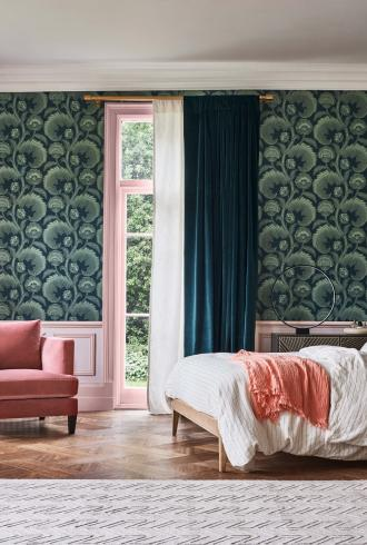 Fanfare Flock by Cole & Son