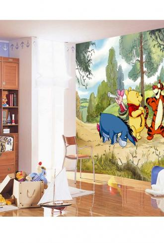 Winnie The Pooh And Friends By 125 Trading