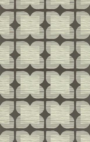 Flower Tile by Harlequin