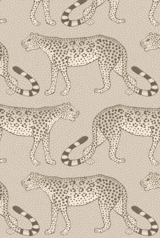 Leopard Walk By Cole and Son